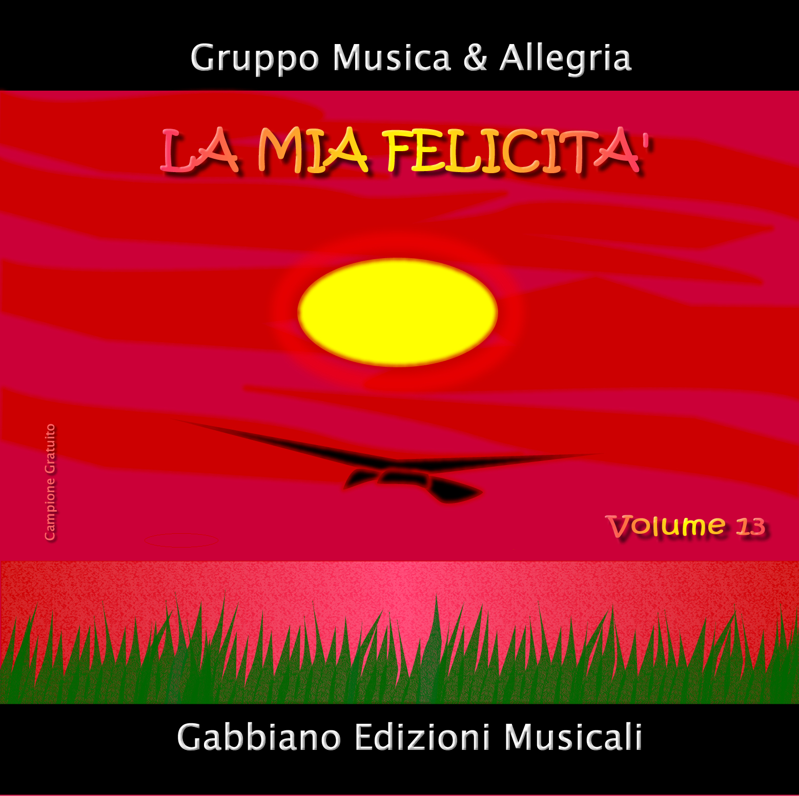 GBN113CD - LA MIA FELICITA'  - Volume 13