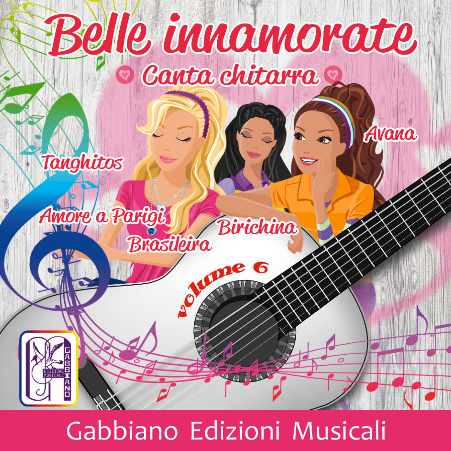 GBN006CD/CL - Belle innamorate - Volume 6