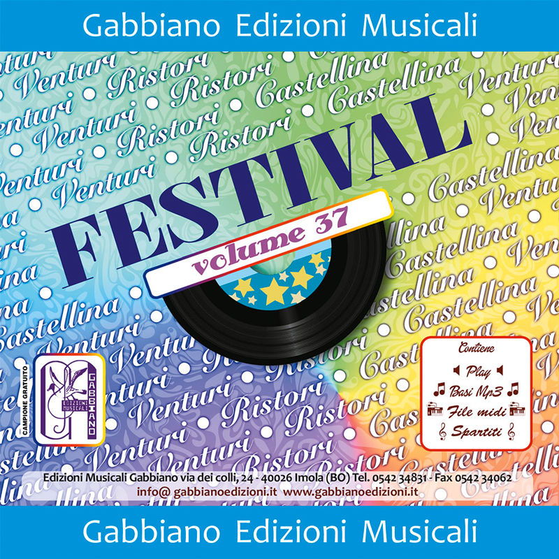 GBN137CD/CL - Festival - Volume 37